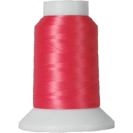 Threadart Wooly Nylon Thread - 1000m Spools - Color 3016 - MELON - 50 Colors -