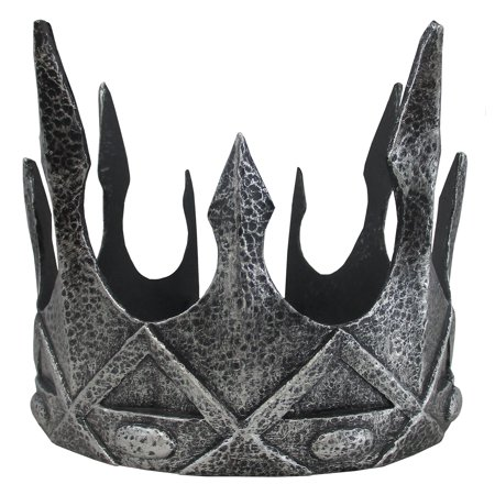 Prom King And Queen Crowns (Medieval Silver Queen King)