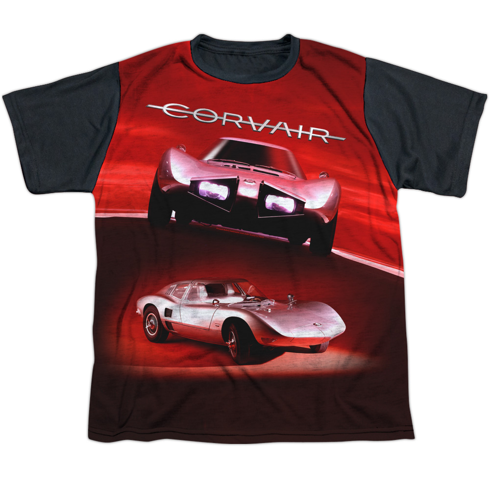 Chevy Silver Bullet Big Boys Sublimation Shirt
