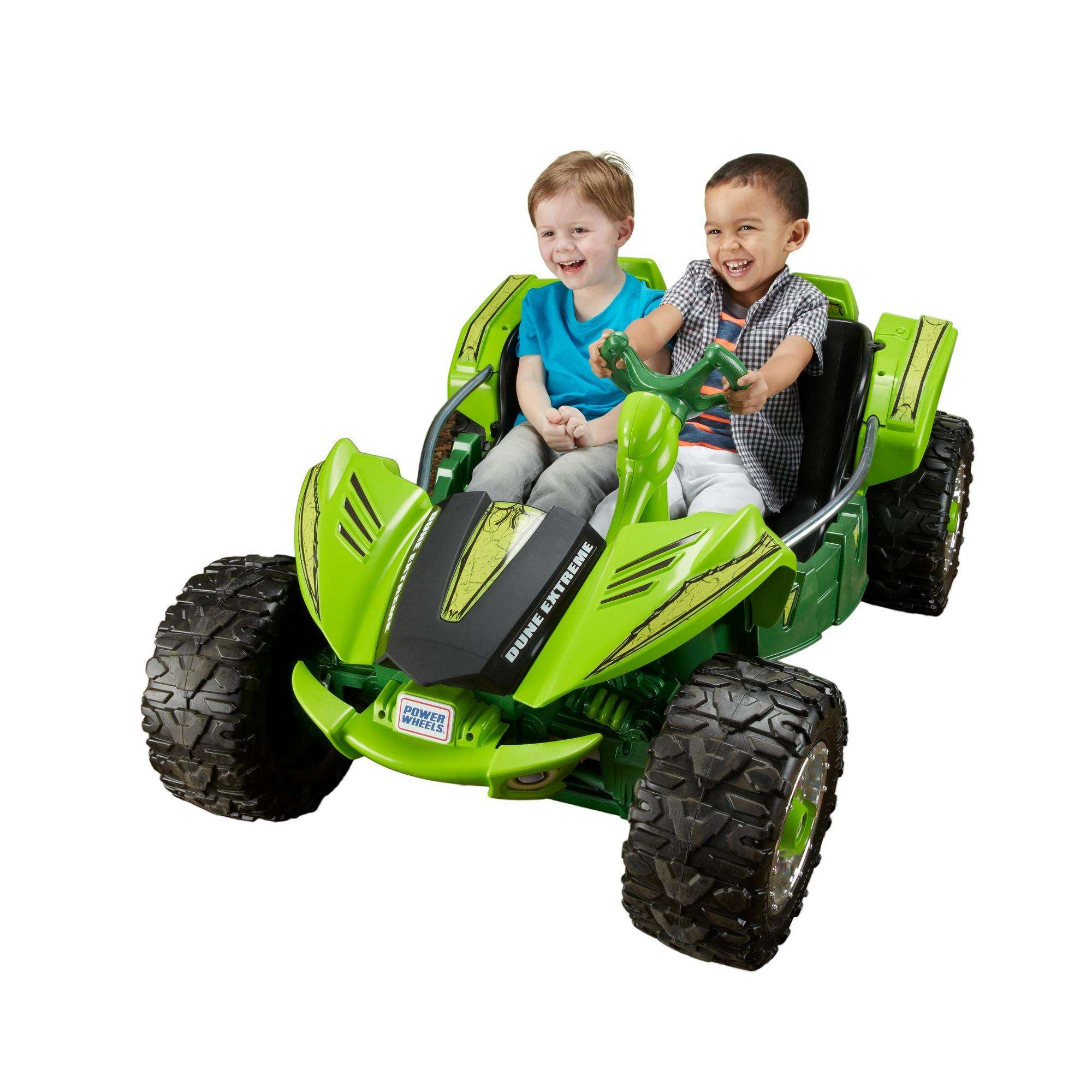 Power Wheels Dune Racer Extreme 12-Volt Battery-Powered Ride-On