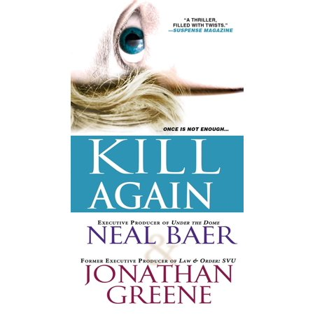 Kill Again - eBook (Born Again Of The Water And The Spirit)