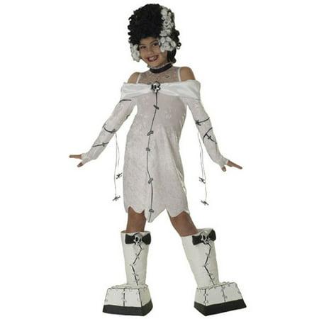 Child Universal Studios Frankie's Girl Costume Rubies 882629, Medium for $<!---->