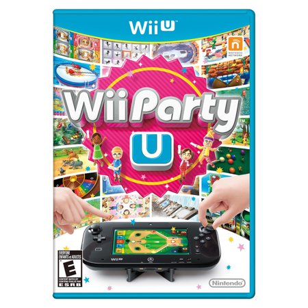 Nintendo Wii Party U Game Only - No Remote Control