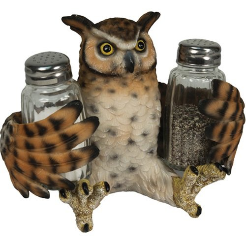 River's Edge Products Salt and Pepper Shaker