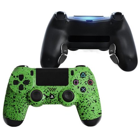 Evil Controllers 4mPSGCxSFN Splatter Green Shift with Fortnite