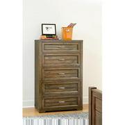 My Home Furnishings Logan- Driftwood 1301-405 5 Drawer Chest