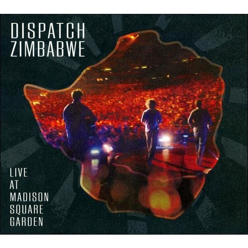 Dispatch: Zimbabwe - Live At Madison Square Garden (CD/DVD)