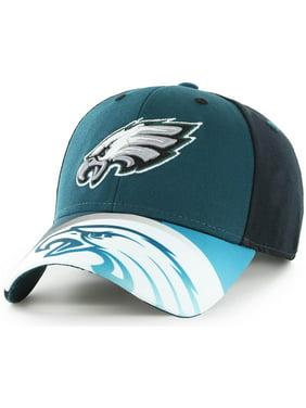 the latest 87a3a a2115 Product Image Men s Fan Favorite Green Black Philadelphia Eagles Squib Kick  Adjustable Hat - OSFA