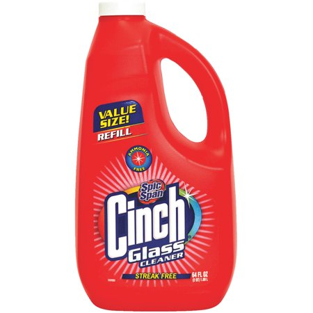 Refill Cleaning Spray (Spic And Span Cinch Glass Cleaner Refill Spray - 64 Oz)