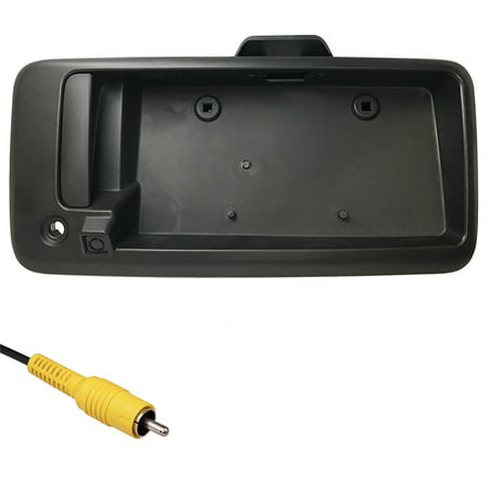Master Tailgaters Replacement for Chevrolet Express and GMC Savana (2010-2018) Cargo Door Van Handle with Backup Camera