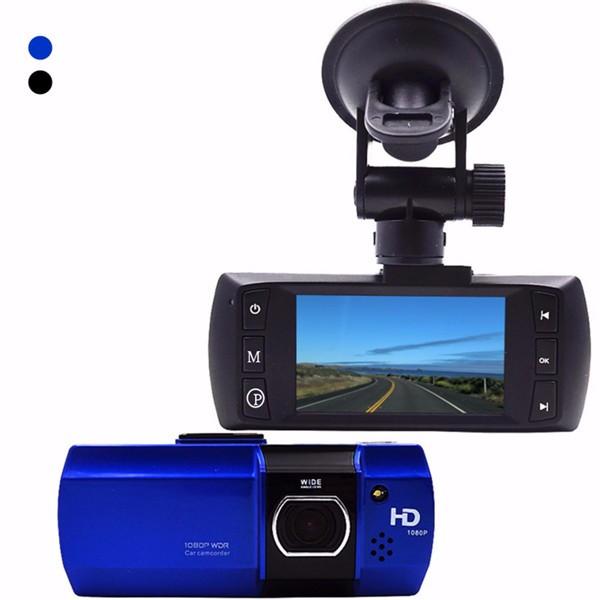 "Full HD 1080P 2.7"" LCD Car DVR Dash Camera Video Recorder G-sensor Night Vision Camera"
