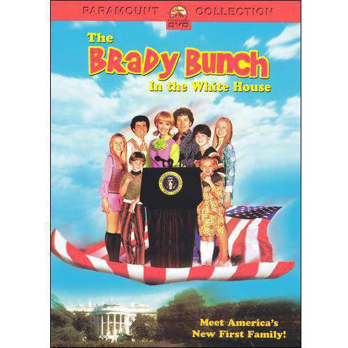 Paramount Brady Bunch In The White House [dvd] [ff/dol Dig[eng Stereo]