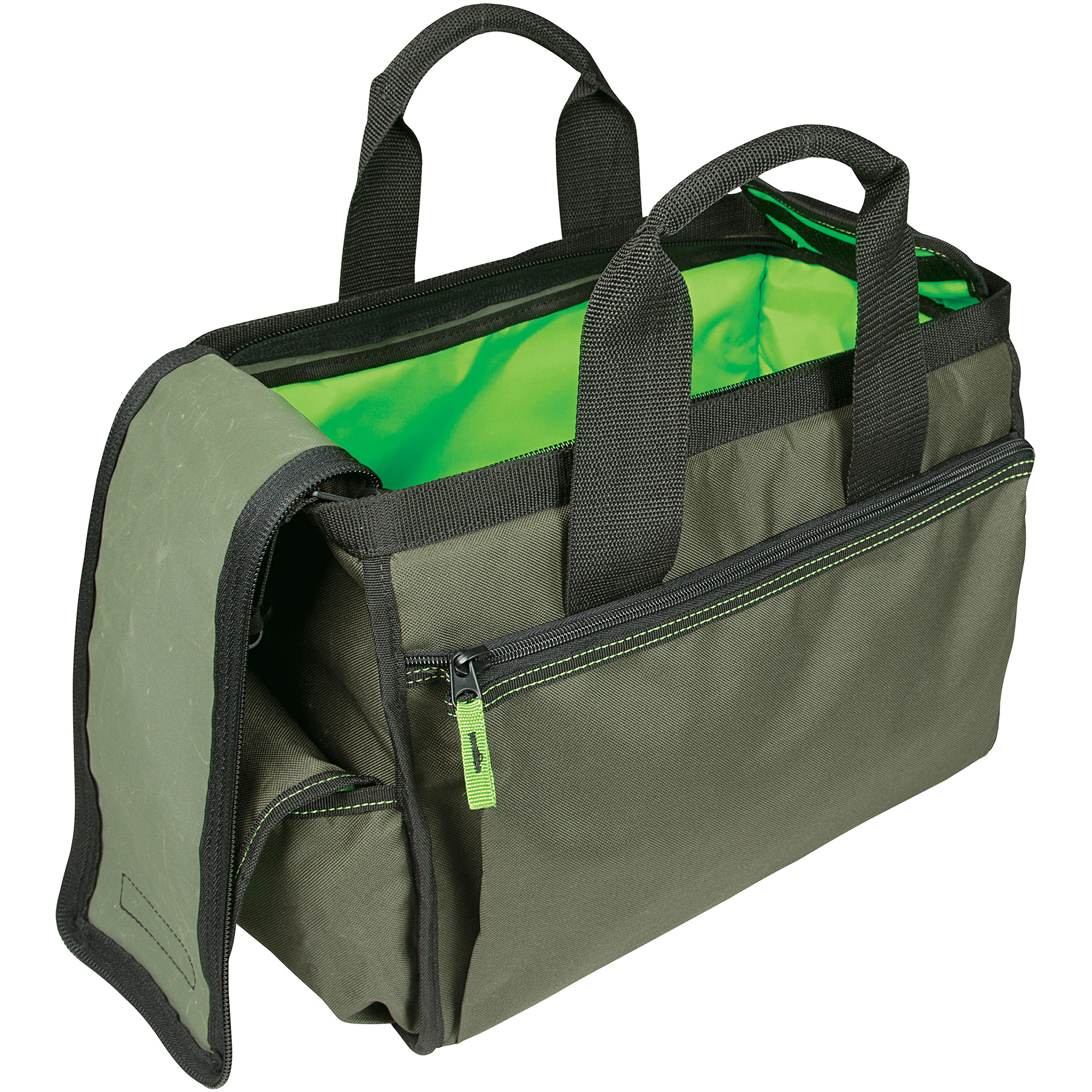 Wild River Multi-Tackle Closed Top Bag, Green