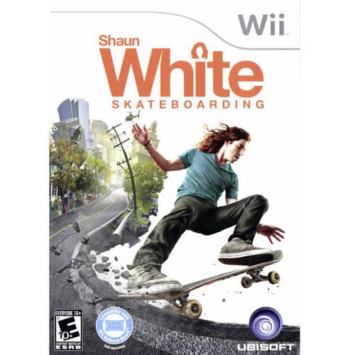 Shaun White Skatboarding (Wii) - Pre-Owned