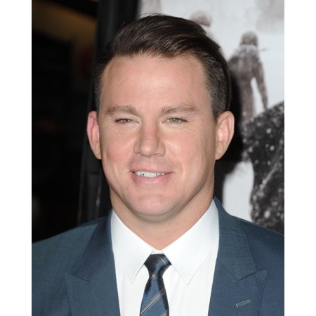 Channing Tatum At Arrivals For The Hateful Eight Premiere Arclight Hollywood Cinerama Dome Los Angeles Ca December 7 2015 Photo By Dee Cerconeeverett Collection Photo Print