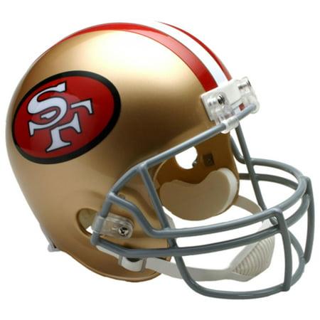 Riddell San Francisco 49ers Throwback 1964-1995 VSR4 Full-Size Replica Football Helmet