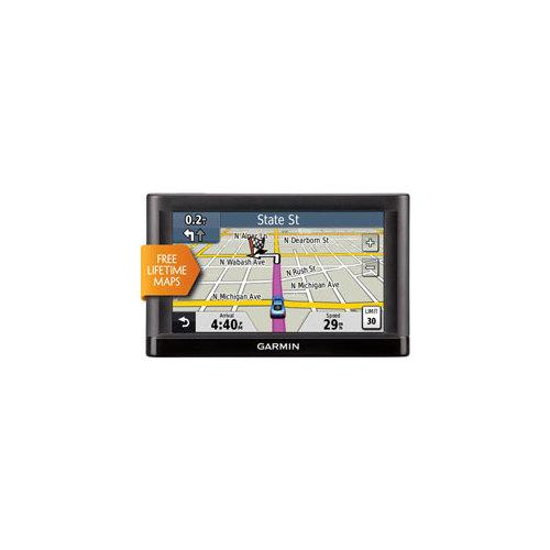 """Garmin 010-01115-03 Nuvi 54LM 5"""" GPS with Lifetime Map Up..."""