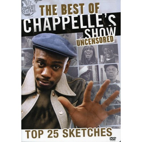 The Best Of Chappelle's Show Uncensored: Top 25 Sketches (Full Frame)