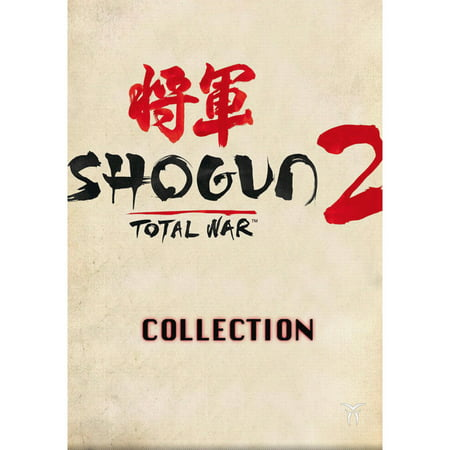 Total War : Shogun 2 Collection, Sega, PC, [Digital Download], 685650100388 (Shogun 2 Collection)