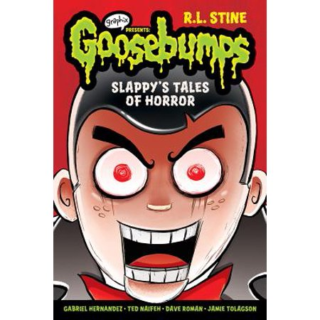 Slappy's Tales of Horror (Goosebumps - Goosebumps Slappy
