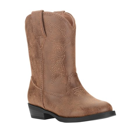 Wonder Nation Girls' Cowboy Boots for $<!---->