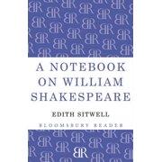 A Notebook on William Shakespeare - eBook