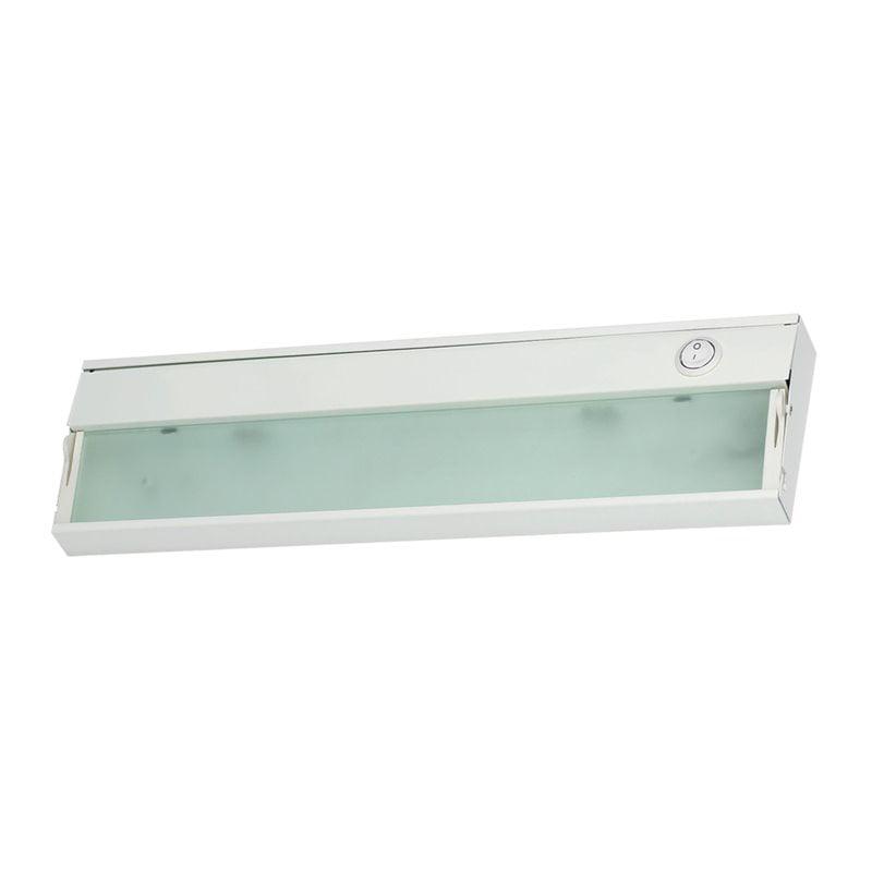 "Alico LD09RSF-D ZeeLED 9"" 2 Watt Integrated LED Under Cabinet Light Bar"