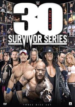 WWE: 30 Years of Survivor Series (DVD) by WORLD WRESTLING