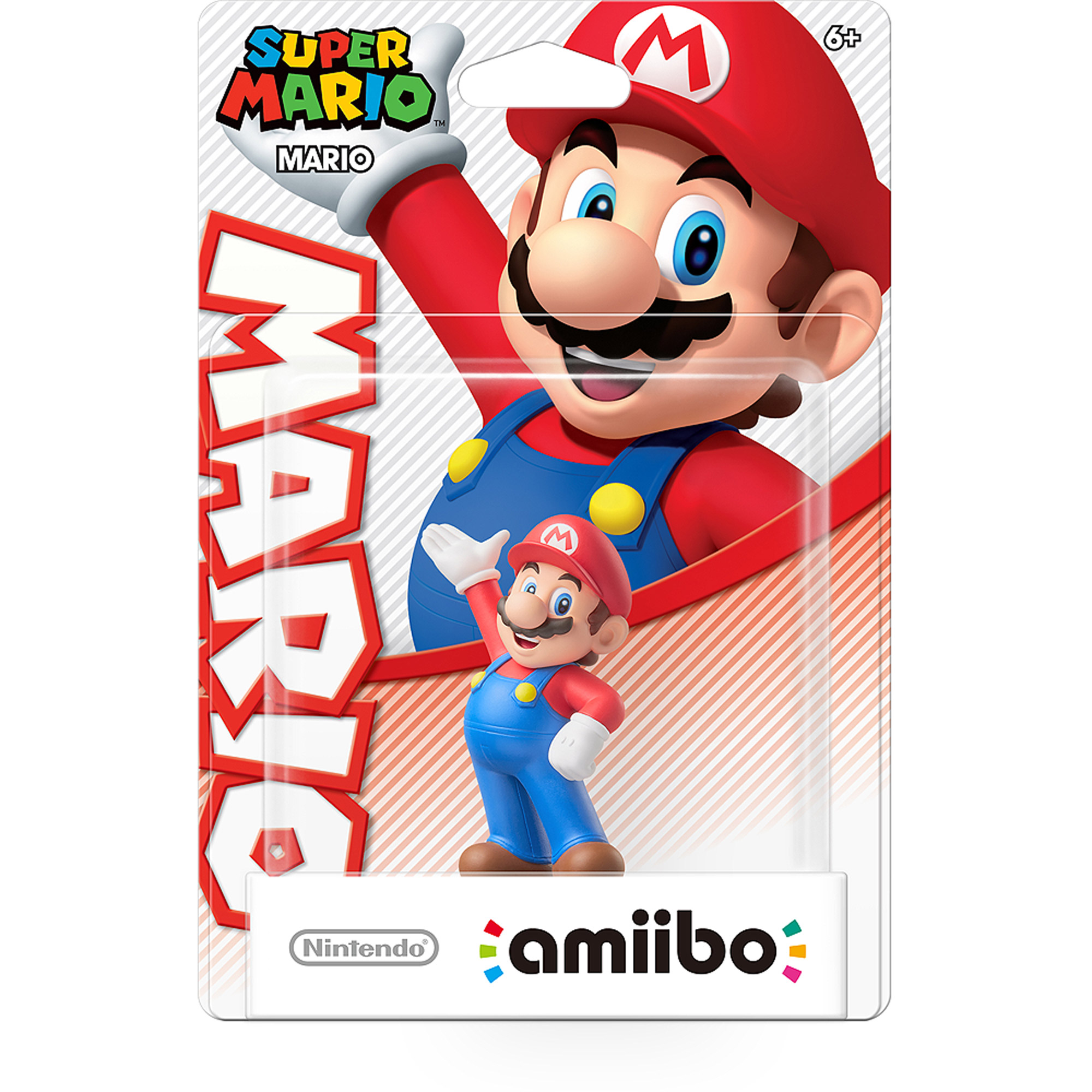 Mario Super Mario Series Amiibo (Nintendo Wii U or 3DS)