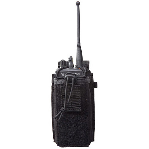 5.11 Tactical Radio Pouch, Black by Generic