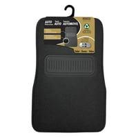 GM Kraco Black Carpet Mat Set - C614A72