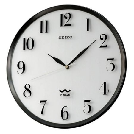 Seiko QXR131SLH 12.25-in. Wall Clock