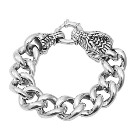 Bracelet 925 Sterling Silver Gift Jewelry for Mens Size 8.25