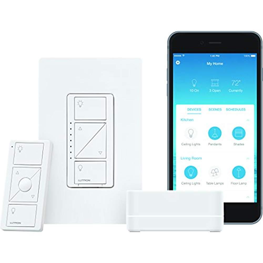 Lutron Caseta Wireless Smart Dimmer Switch