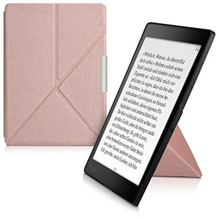 Amazon.com: Amazon Kindle Voyage Leather Origami Case, Black ... | 450x450