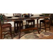 Santa Fe Ext. Table w/ Double Butterfly Leaf