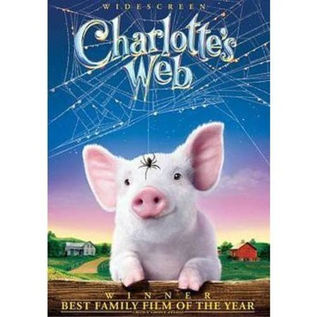 Charlottes Web  2006   Dvd   Paramount