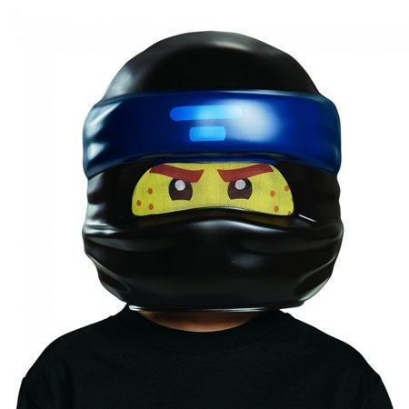 Lego Ninjago Jay Child Boy Movie Ninja Plastic Costume Mask
