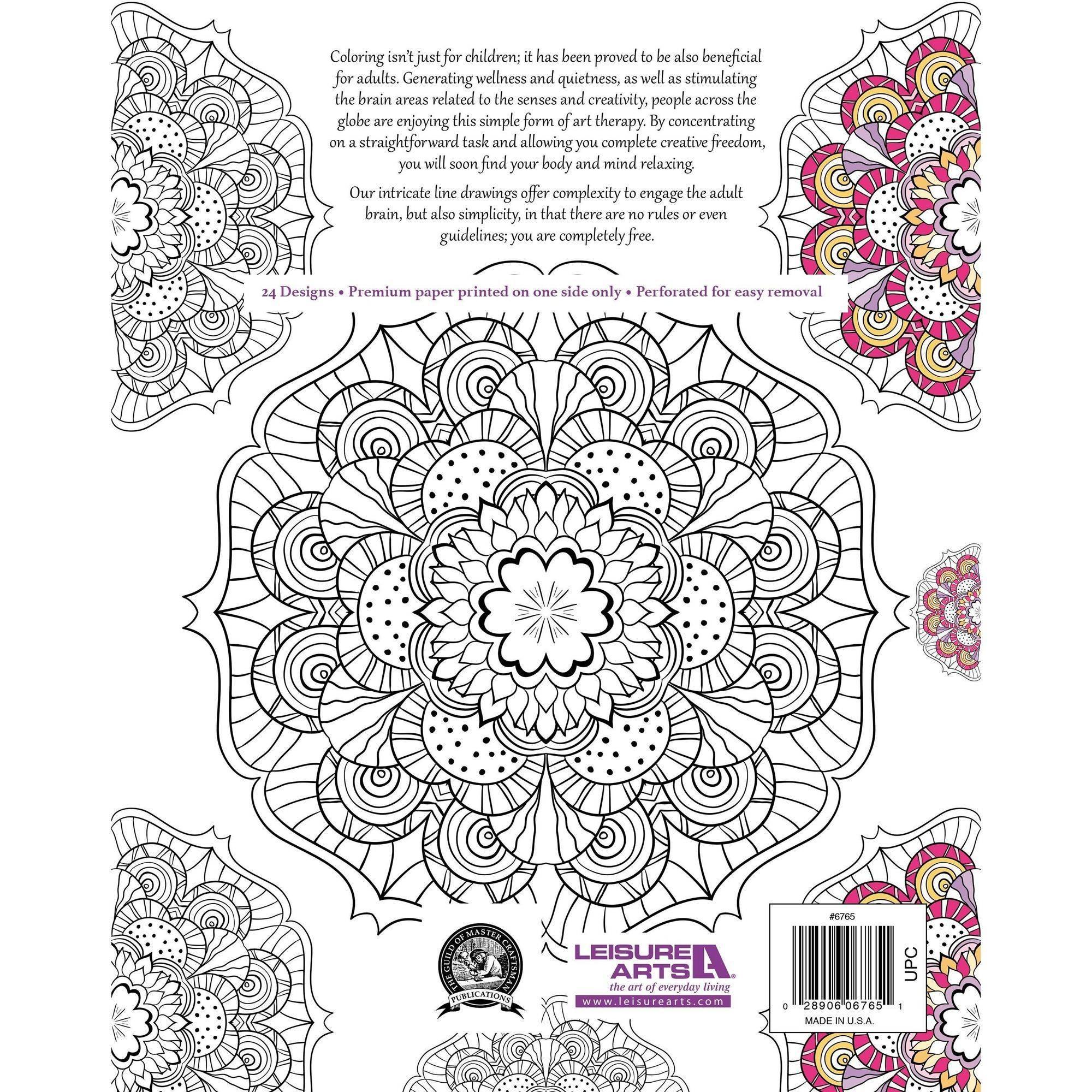 Color art mandala wonders - Color Art Mandala Wonders 18