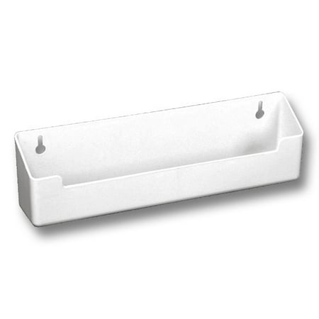 Plastic Sink Front Tray White 3