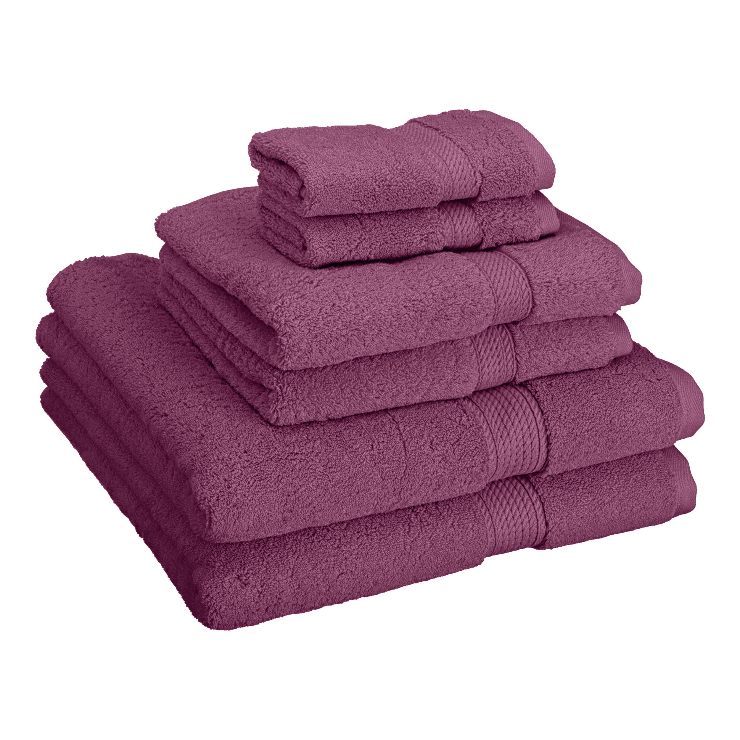 Superior 900GSM Egyptian Quality Cotton 6-Piece Towel Set
