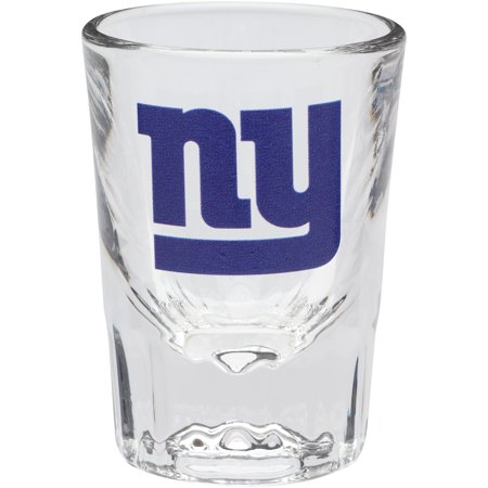 - New York Giants 2oz. Fluted Collector Shot Glass - No Size