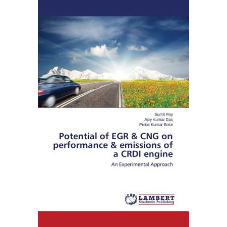 Potential of Egr & Cng on Performance & Emissions of a Crdi Engine