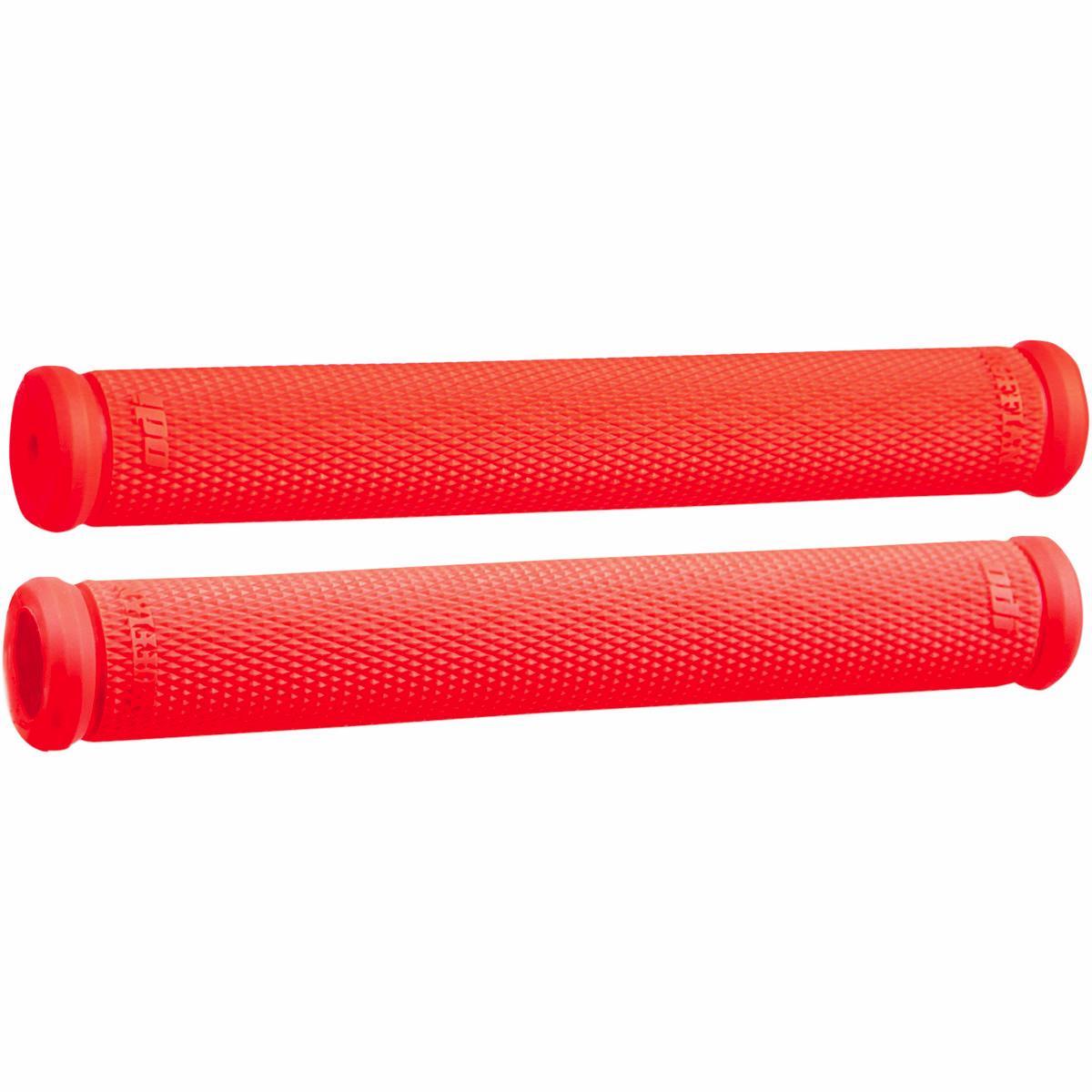ODI N01RFFR Snow Ruffian Grips - Fire Red
