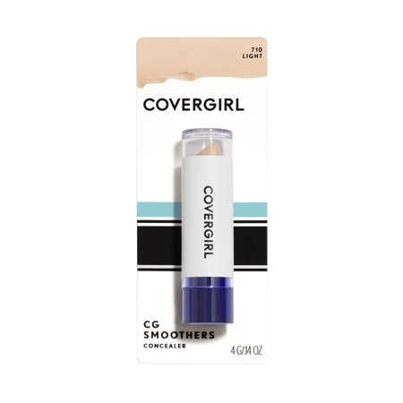 COVERGIRL Smoothers Moisturizing Concealer, 710 Light
