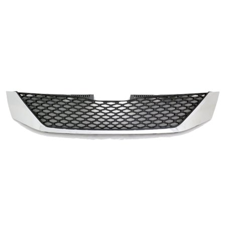 Toyota Sienna 2011-2017 Front Grill Se Mesh Oem Replacement Chrome (Oem Chrome Grill)
