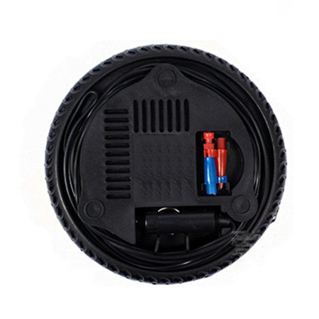 Car Air Pump Mini Tire Pump Car Tire Electric Air Machine Cigarette Lighter - image 8 de 8
