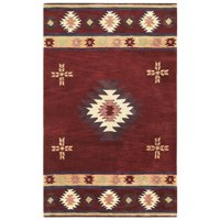 Rizzy Home Southwest SU2009 Rug - (2 Foot 6 Inch x 8 Foot)