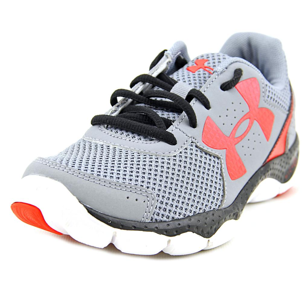 Under Armour Micro G Engage BL 3   Round Toe Synthetic  R...
