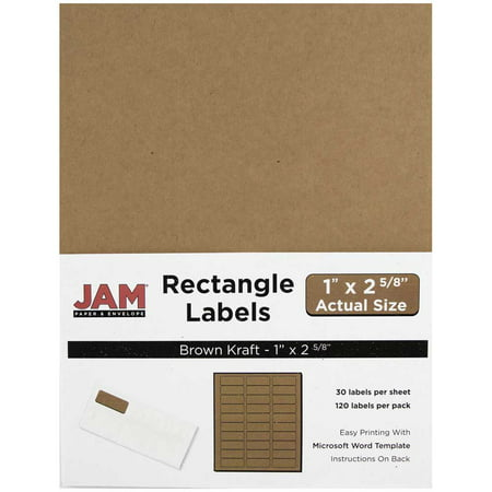 JAM Paper Mailing Address Labels - Small - 1